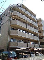 大阪府大阪市阿倍野区阪南町6丁目の賃貸マンションの外観