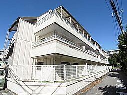 弘道高橋第二ハイツ[306号室]の外観