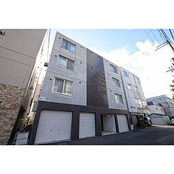 札幌市営東西線 西18丁目駅 徒歩3分の賃貸マンション