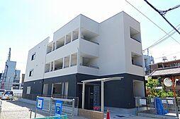 ステラウッド道明寺I[3階]の外観