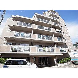 奈良県奈良市富雄元町3丁目の賃貸マンションの外観
