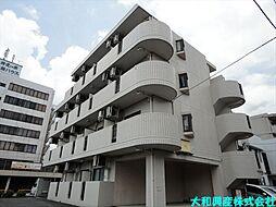 神奈川県相模原市南区相模大野6丁目の賃貸マンションの外観