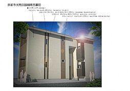 醍醐南西浦町SKHコーポ[202号室号室]の外観