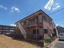 広島ハイツ[2階]の外観