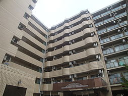 大阪府大阪市東淀川区下新庄3丁目の賃貸マンションの外観