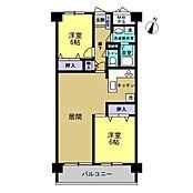 リフォーム済間取り変更を行い、現代風なお部屋へとリフォーム致しました。和室は全て洋室へ変更し、キッチンもL型キッチンへ変更しました。