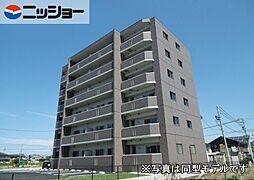 仮)ウッドベルV[3階]の外観