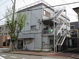 松岡マンション[2階]の外観