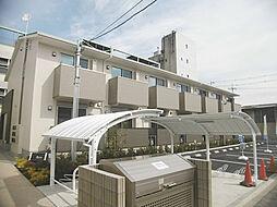 大阪府大阪市生野区巽中1丁目の賃貸アパートの外観