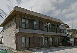 静岡県三島市幸原町の賃貸アパートの外観