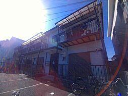 大阪府茨木市駅前2丁目の賃貸アパートの外観