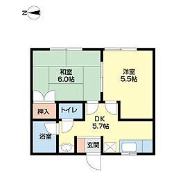 大桑駅 2.5万円