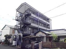 ハイツ北斗[3階]の外観