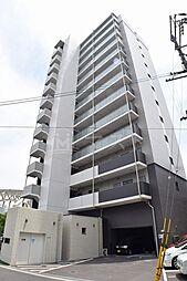 エステージ難波WEST[9階]の外観