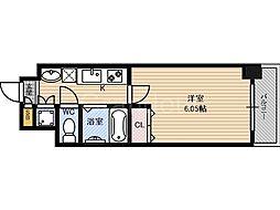 CHEZ・MOI・HIROSE[9階]の間取り