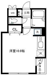 LINOCA日本橋[9階]の間取り