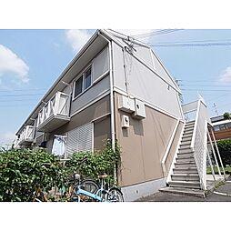 奈良県大和高田市土庫の賃貸アパートの外観