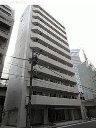東京都千代田区三崎町の賃貸マンションの外観