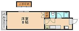 エスポアール東雲弐番館[4階]の間取り