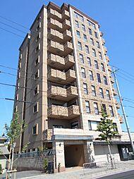 京都府京都市山科区椥辻東浦町の賃貸マンションの外観