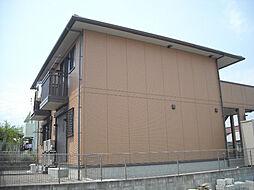 三重県鈴鹿市三日市2丁目の賃貸アパートの外観