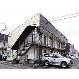 松尾マンション1号棟[1-5号室]の外観