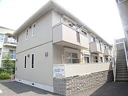 サカセ川ハイツC[205号室]の外観