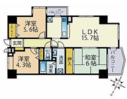唐の原駅 1,380万円