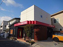 パン屋さん ふわふわのイギリス食パンと菓子パンのお店・ファンファンは、あま市エリア(海部郡大治町)の大人気パン屋さんで・PS純金で紹介のように、店内はいつも大混雑 徒歩 約12分(約950m)