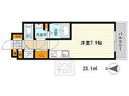 江坂駅 6.6万円