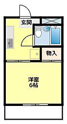 新豊田駅 1.9万円