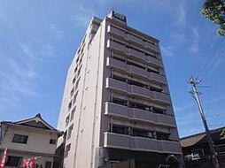朝日プラザ河内長野デポーフロント[7階]の外観