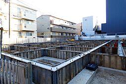 (仮)D−ROOM北松戸2丁目[2階]の外観
