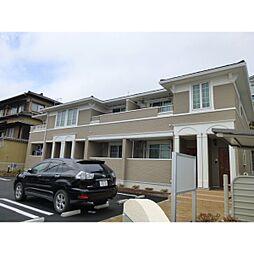 神奈川県小田原市前川の賃貸アパートの外観