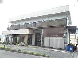 埼玉県さいたま市見沼区大字上山口新田の賃貸アパートの外観