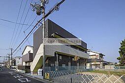 大阪府堺市西区鳳北町4丁の賃貸アパートの外観