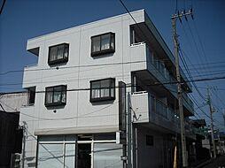 千葉県習志野市津田沼7丁目の賃貸マンションの外観