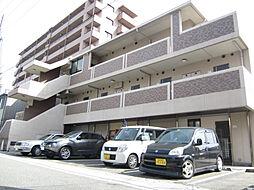 兵庫県相生市本郷町の賃貸マンションの外観