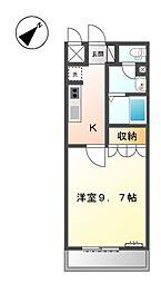 浜の宮駅 4.3万円