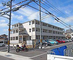 JR東海道・山陽本線 長岡京駅 3.8kmの賃貸アパート