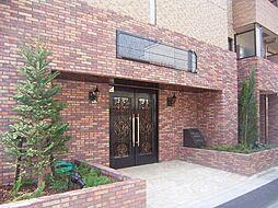 東京都大田区鵜の木3丁目の賃貸マンションの外観