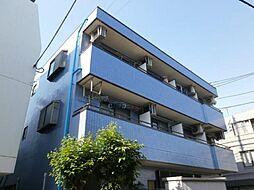 コーポ福田[3階]の外観