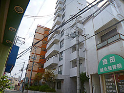 メロディハイム新大阪[4階]の外観
