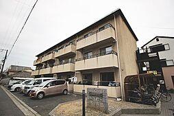 大阪府堺市西区鳳南町2丁の賃貸マンションの外観
