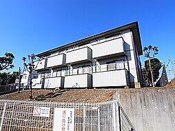 サンガーデン八柱B[205号室]の外観