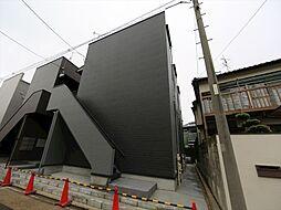 愛知県名古屋市中川区五女子2丁目の賃貸アパートの外観