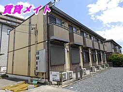 [テラスハウス] 三重県四日市市富士町 の賃貸【/】の外観