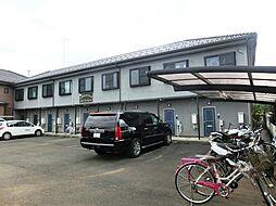 京王線 調布駅 バス20分 山野下車 徒歩2分の賃貸アパート