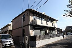 千葉県市川市本北方2丁目の賃貸アパートの外観