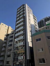 エステムコート北堀江[13階]の外観